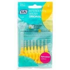 Tepe TEP0005 Yellow Fine 8 Pack Interdental Brush
