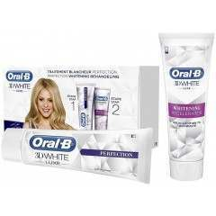 Oral-B 81686307 3D White Perfection Whitening Gift Set