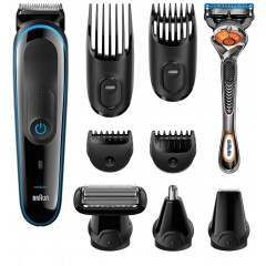 Braun MGK3080 9 in 1 Grooming Kit