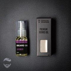 Essential Beards 30ml Lavender Beard Oil