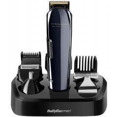 BaByliss 7427U For Men Titanium Nitride Face and Body Grooming Kit