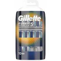 Gillette 81668915 Fusion Proglide 10 Pack Razor Blades