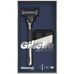 Gillette 81675896 Mach3 Razor Limited Edition Gift Set