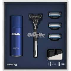 Gillette 81679095 Mach3 Razor Limited Edition Gift Set