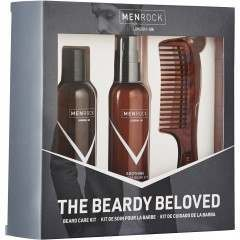 Men Rock MRBBK (MRBBSB) Beardy Beloved Oak Moss Gift Set