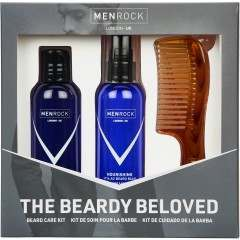 Men Rock MRBBKN (MRBBSB) Beardy Beloved 1714AD Gift Set