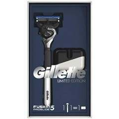 Gillette 81676911 Fusion5 ProGlide Razor Limited Edition Gift Set