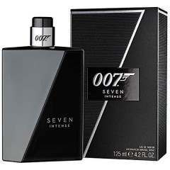 James Bond FGBON003 007 Intense 125ml Eau de Parfum