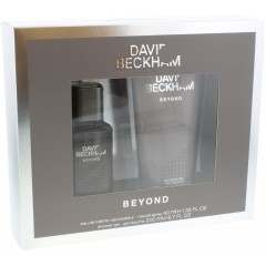 David Beckham GSFGDAV028 Beyond Eau de Toilette & Shower Gel Gift Set