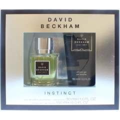 David Beckham GSFGDAV036 Instinct 2 Piece Gift Set