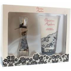 Christina Aguilera GSFLCHR005 Signature 30 ml Perfume & 150 ml Shower Gel Gift Set