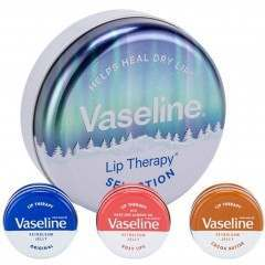 Vaseline GSTOVAS011 Lip Therapy 3 Piece Gift Set