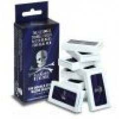 The Bluebeards Revenge BBRBLADE100 Pack of 100  Double Edge Razor Blade