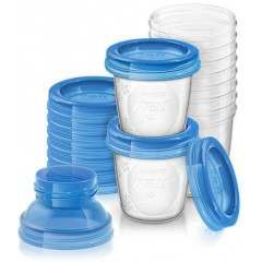 Philips SCF618/10 Breast Milk Storage Cups
