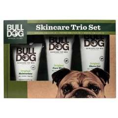 Bulldog GSTOBUL008 Skincare For Men Trio Gift Set