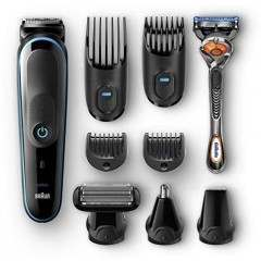 Braun MGK5080 9-in-1 Grooming Kit