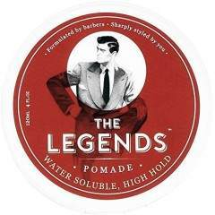 The Legends High Hold Pomade