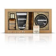 Bayliss & Harding BHFDM17BRD Men's Beard Kit Gift Set