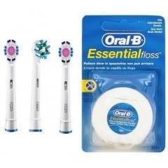 Oral-B DENTAL1 Toothbrush & Floss Set