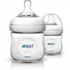 Philips Avent SCF690/27 Natural Twin Pack Bottle