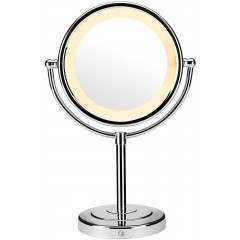 BaByliss 9434u Reflections Luxury LED Chrome Mirror
