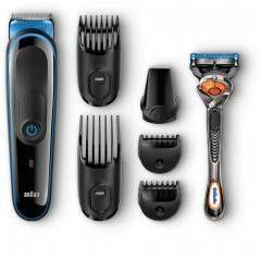 Braun MGK3045 7-In-One Face and Body Grooming Kit