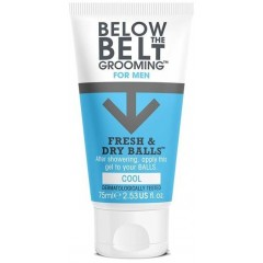 Below The Belt 541897 Cool 75ml Fresh & Dry Balls