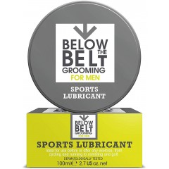 Below The Belt 01894 100ml Sports Lubricant