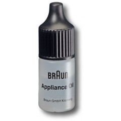Braun 81682685 Bottle of Shaving Appliance (For all Shavers and Trimmers) Lubricating Oil
