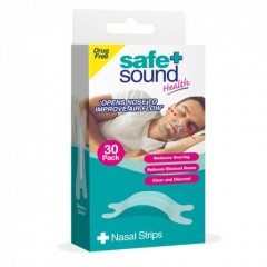 Safe + Sound SA4073 30 Pack Nasal Strips