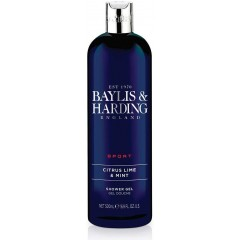 Bayliss & Harding BHBMMSGCL 500ml Citrus Lime & Mint Shower Gel