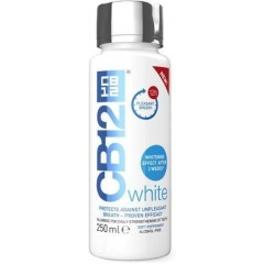 CB12 CTS0618 White 250ml Mouthwash