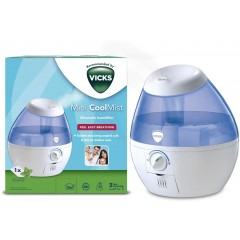 How to clean Vicks Humidifier electrodes