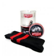 Uppercut Deluxe Socks & Deluxe Pomade Gift Set
