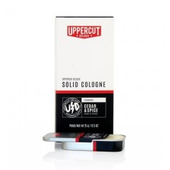 Uppercut Deluxe Cedar & Spice Solid Cologne