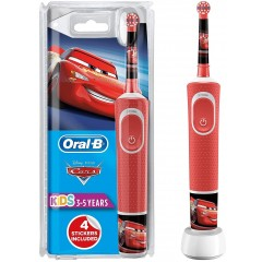 Oral-B 80323157 Vitality Cars Rechargeable Toothbrush