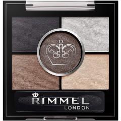 Rimmel COSRIM275B London Grey Pallette Eye Shadow