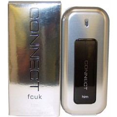 French Connection FGFCU007 FCUK Connect Him 100ml Eau de Toilette