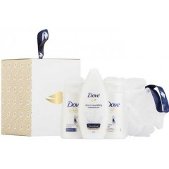 Dove GSTODOV094 Box of Care Beauty 4 Piece Gift Set
