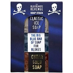 The Bluebeards Revenge BBRSOAPSTACK Soap Stack Gift Set