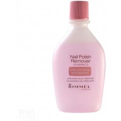 Rimmel COSRIM871 100ml Strengthening Nail Polish Remover