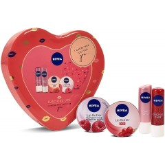 Nivea GSTONIV012 Luscious Lips Gift Set