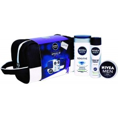 Nivea GSTONIOV043 Men Spruce Up Gift Set