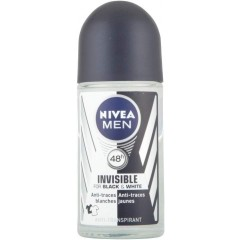 Nivea TONIV151 For Men Invisible 50ml Roll On
