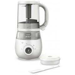 Philips SCF883/02 4-in-1 Healthy Baby Meal Maker