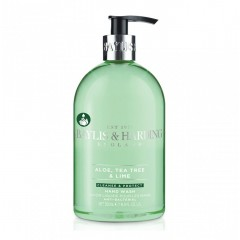 Bayliss & Harding BHBMABALHW Aloe Vera, Tea Tree & Lime Antibacterial Hand Wash