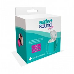 Safe + Sound SA0011 Steam Inhaler