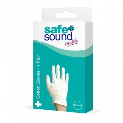 Safe + Sound SA8926 Medium Cotton Glove