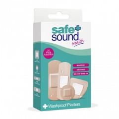 Safe + Sound SA4009 20 Washproof Plasters
