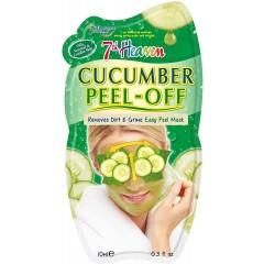 7th Heaven COSMON002 10ml Cucumber Peel-Off Mask